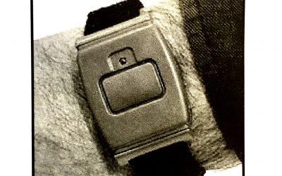 Bouton-bracelet d'appel d'urgence